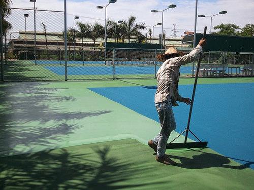 son tennis