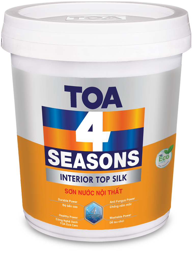 TOA 4 SEASON INT TOP SILK
