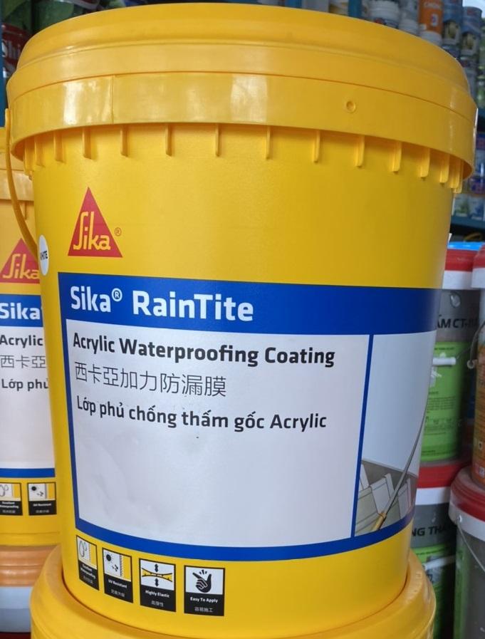 Sika Raintile