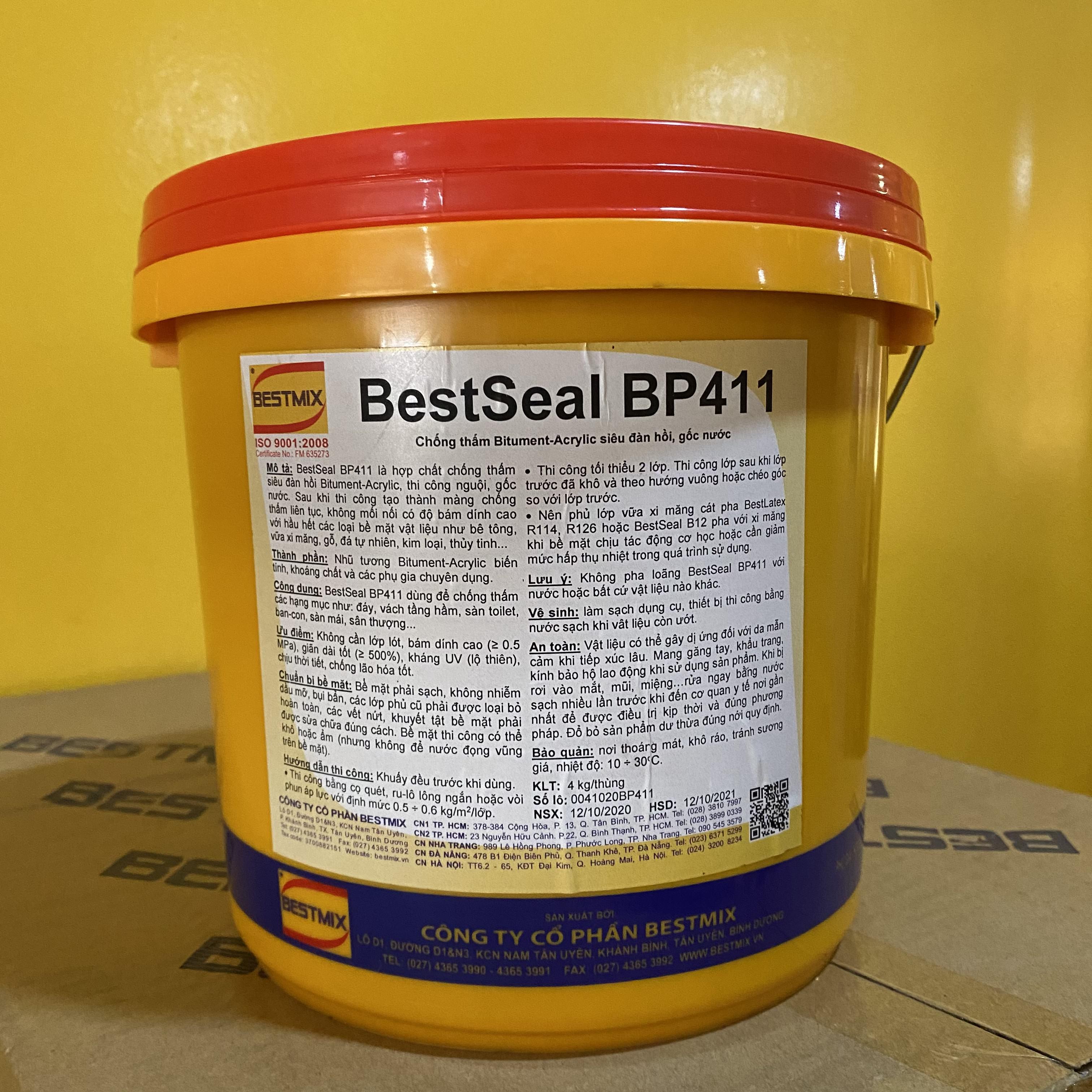 Bestseal BP411